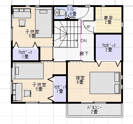 間取り 一軒家 間取り:2階】一軒家は2階が暑い!風を通す秘密の間取りとは?