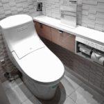 トイレはTOTO ZJのはずがLIXILベーシアのデザインに一目惚れ!